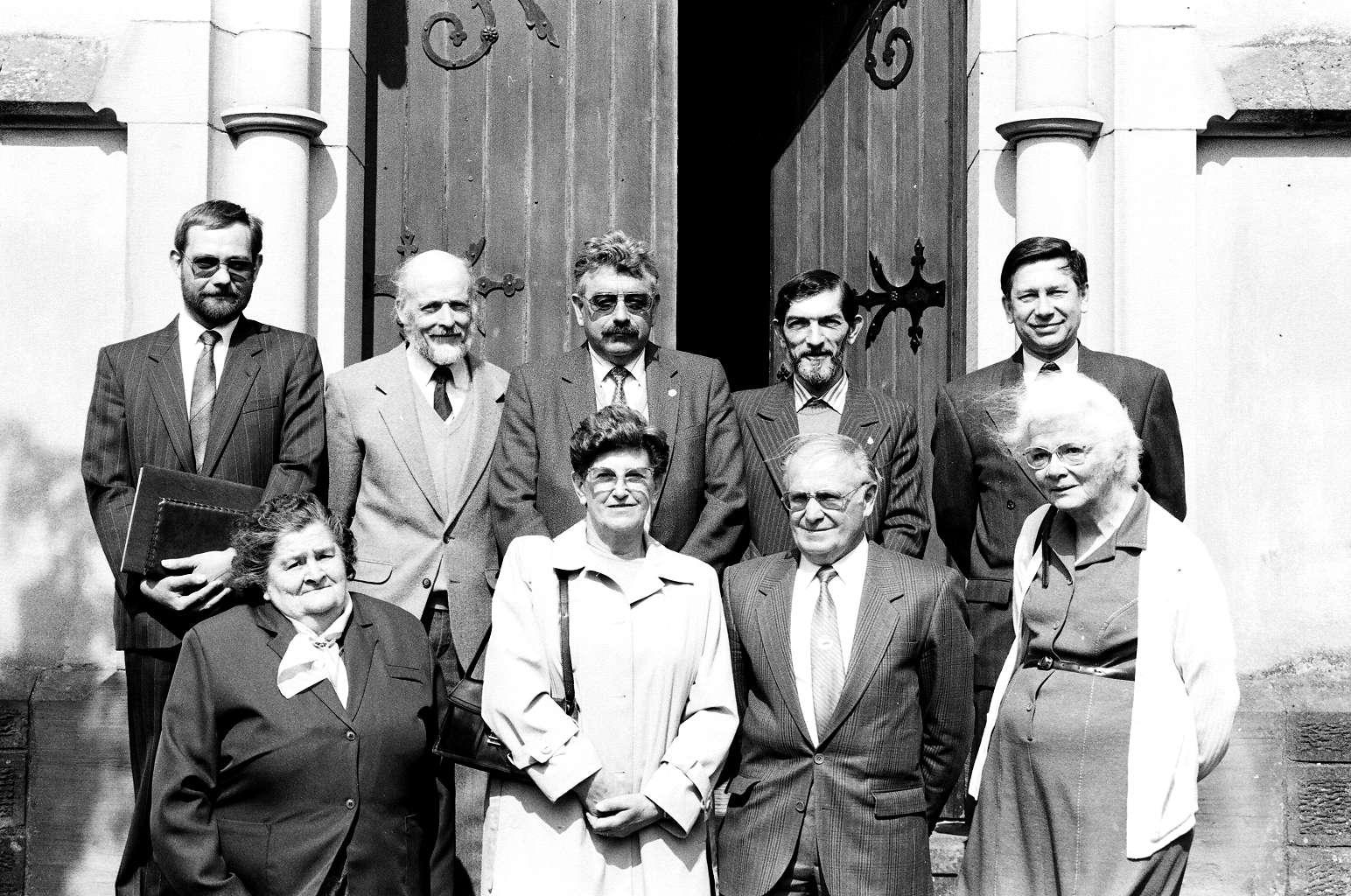 Installation nouveau CP 14 avril 1991