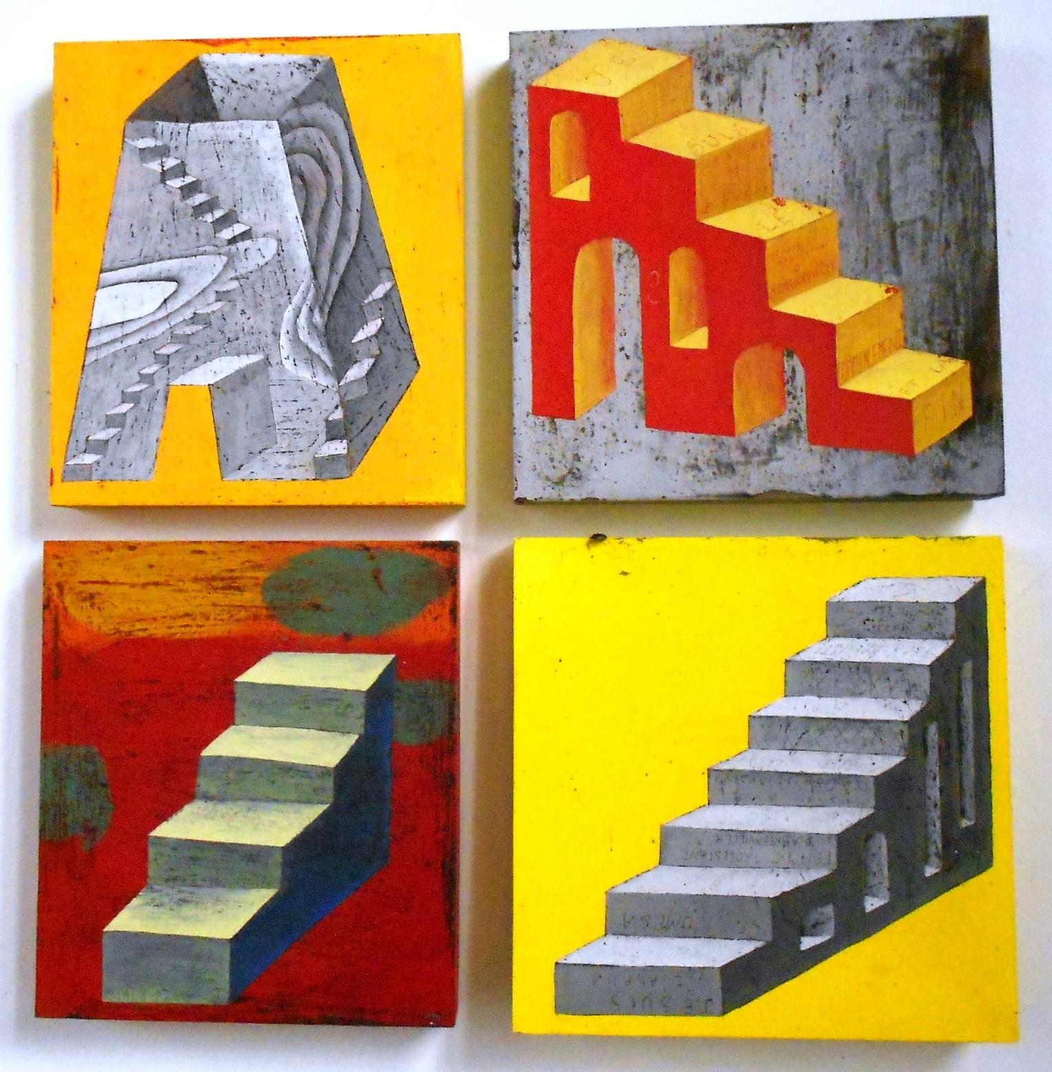 Les escaliers 1
