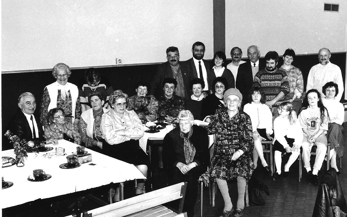Renc paroisse paques 1990